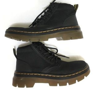 Dr. Martens Bonny Chukka Nylon Boot Black Women 5